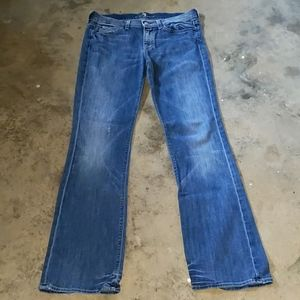 7 for all mankind 'Slouchy' Jeans